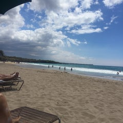 Photo taken at Hāpuna Beach State Recreation Area by Leo S. on 4/18/2016