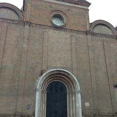 Photo taken at Cattedrale di San Giovanni Battista by Marco Z. on 3/30/2013