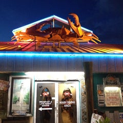 Photo taken at Crabby Bill's Seafood by Michael B. on 6/23/2013