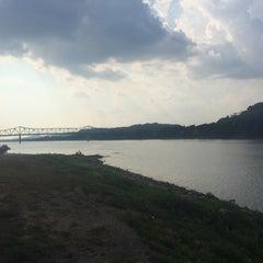 Photo taken at Harris Riverfront Park by Carol M. on 9/4/2015