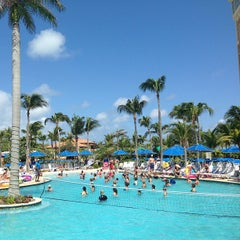 Photo taken at Marriott's Aruba Surf Club by Natalie P. on 7/30/2013