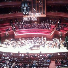 Photo taken at Kimmel Center for the Performing Arts by Tim • V. on 12/22/2012