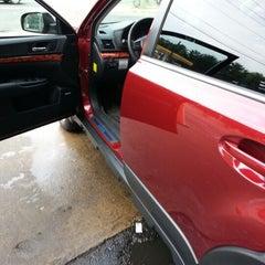 Photo taken at Flagship Car Wash by ron p. on 9/16/2012