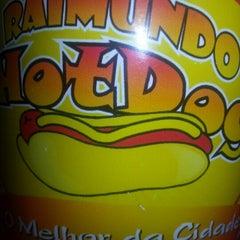 Photo taken at Raimundo Hot Dog by Carmen G. on 1/27/2013