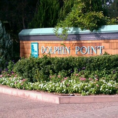 Photo taken at Dolphin Point by NMROD on 10/8/2012