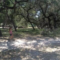 Photo taken at San Pedro Park by Rhiannon E. on 8/7/2014