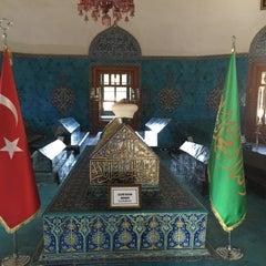 Photo taken at Yeşil Türbe by Murat E. on 9/1/2015