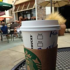 Photo taken at Starbucks by Michelle V. on 7/21/2013