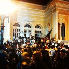 Photo taken at Camara Municipal De Curitiba by João Victor B. on 7/11/2013