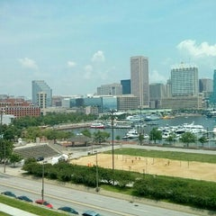 Photo taken at Federal Hill by Julian W. on 7/3/2015