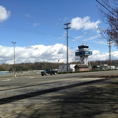 Photo taken at Boeing Field/King County International Airport (BFI) by Røb-NX7N on 3/18/2013