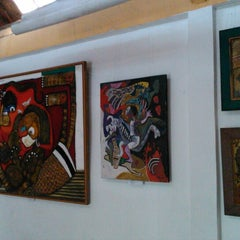 Photo taken at Pranoto's Gallery by Hendra K. on 9/21/2013