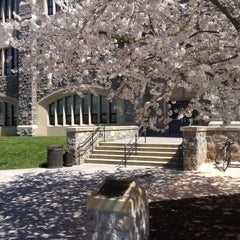 Photo taken at Torgersen Hall by Lloyd B. on 4/13/2013
