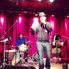 Photo taken at La Sala Rossa by maria s. on 2/14/2013