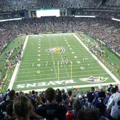 Photo taken at M&T Bank Stadium by Paul B. on 9/24/2012