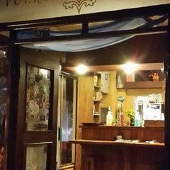 Photo taken at Bambu Resto Bar by Gabriel P. on 7/7/2015