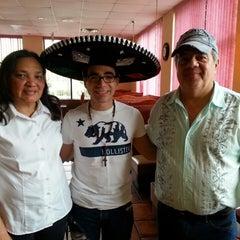 Photo taken at El Porton by Daniel B. on 4/13/2014