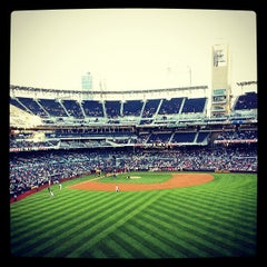 Photo taken at Petco Park by Michael B. on 6/27/2013