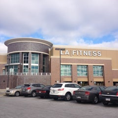 Photo taken at LA Fitness by Larry on 1/20/2013