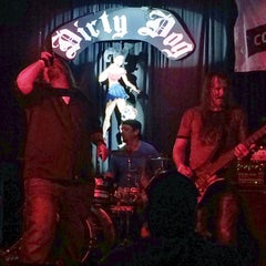 Photo taken at Dirty Dog Bar by Huidoz H. on 10/4/2015