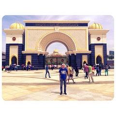 Photo taken at Istana Negara (National Palace) by SputniCk on 5/6/2013