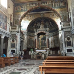 Photo taken at Basilica S.Cosma e Damiano by Roy B. on 9/11/2015