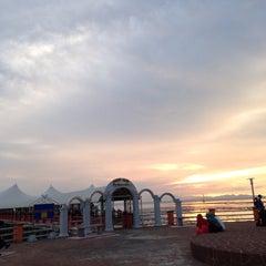 Photo taken at Ocean Glow Putra Brasmana Kuala Perlis by Mohd M. on 9/12/2015