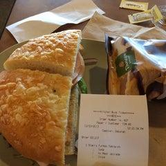 Photo taken at Panera Bread by Tim on 12/13/2013