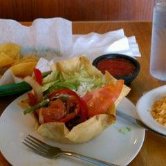 Photo taken at El Dorado Taqueria by Carey W. on 10/18/2012