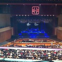 Photo taken at Honeywell Center by Keith W. on 11/17/2012