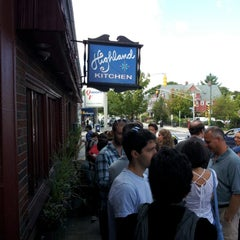 Photo taken at Highland Kitchen by Eric F. on 9/16/2012