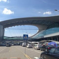 Photo taken at Терминал D / Terminal D by Stanislav B. on 5/9/2013