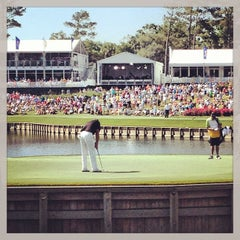 Photo taken at TPC Sawgrass by Ted O. on 5/10/2013