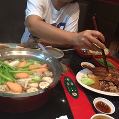 Photo taken at MK (เอ็มเค) by Noonnii n. on 9/25/2015