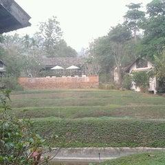 Photo taken at Ban Rai Lanna Resort by Rapeepat S. on 4/2/2013