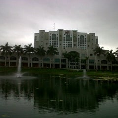 Photo taken at FIU - University Park Campus by IManuel O. on 2/27/2013