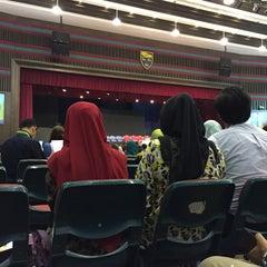 Photo taken at Dewan Tunku Canselor by Farhan N. on 8/28/2015
