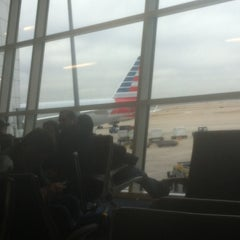 Photo taken at Gate D25 by Sofia R. on 2/1/2016