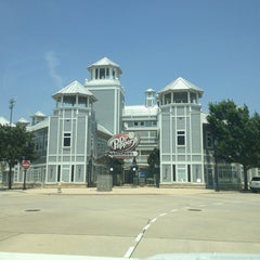Photo taken at Dr Pepper Ballpark by Jonathan Harris S. on 7/23/2013