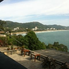 Photo taken at Secret Cliff Resort And Restaurant Phuket by Mr. Shown Lee w. on 9/29/2012