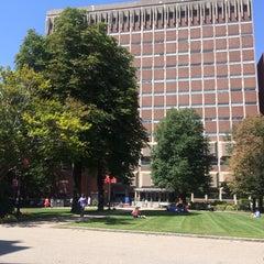 Photo taken at Boston University School of Medicine by Susana R. on 8/25/2014