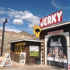 Photo taken at Gus's Fresh Jerky by Carla F. on 7/7/2014