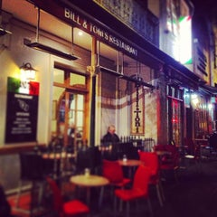Photo taken at Bill And Toni's Italian Restaurant by Tony H. on 7/7/2013