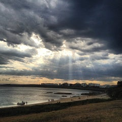 Photo taken at Yarra Bay by Tony H. on 12/16/2012