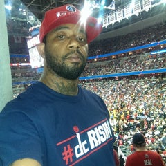 Photo taken at Washington Wizards by Dwayne S. on 5/12/2014