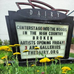Photo taken at The Dairy Center for the Arts by BoulderRunner on 7/21/2013