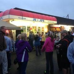 Photo taken at JoJo's Ice Cream by Harry S. on 10/9/2012