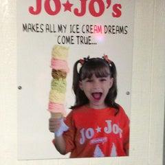 Photo taken at JoJo's Ice Cream by Harry S. on 9/7/2013