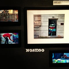 Photo taken at Art in the Age of Mechanical Reproduction by Jay D. on 10/5/2012