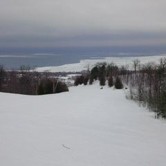 Photo taken at Blue Mountain Resort by Andrew C. on 2/23/2013